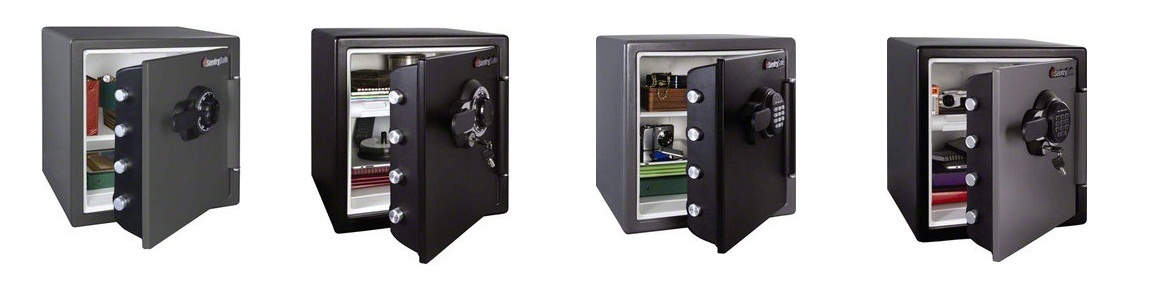 Sentry Safe Big Bolts Fire Safes