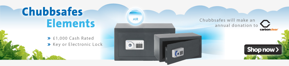 Chubbsafes Elements - Air Safes