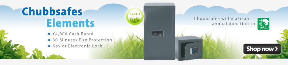 Chubbsafes Elements - Earth Safes