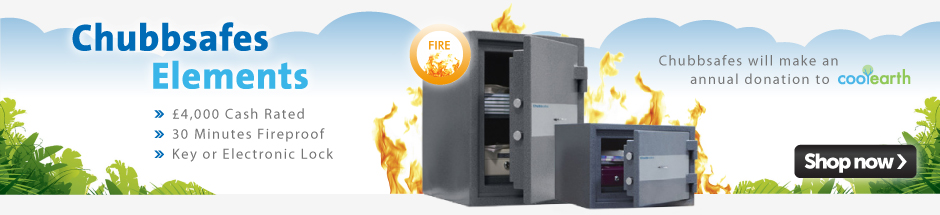 Chubbsafes Elements - Fire Safes