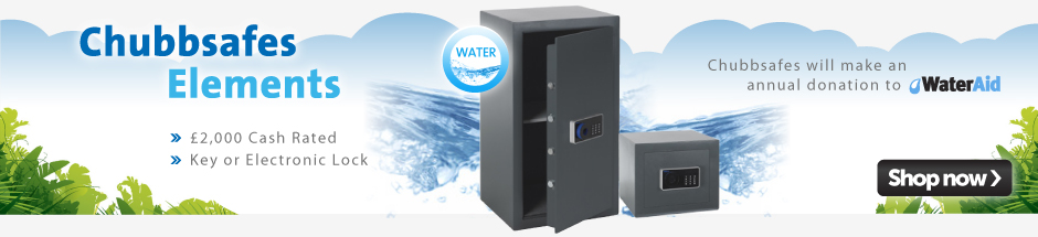 Chubbsafes Elements - Water Safes